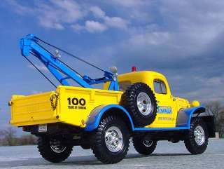100 AMERICAN TOWMAN Dodge POWER WAGON   First Gear TOW