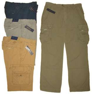 POLO RALPH LAUREN MENS DRAWSTRING CASUAL CARGO PANTS