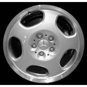 00 02 MERCEDES BENZ E320 e 320 ALLOY WHEEL RIM 17 INCH, Diameter 17