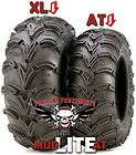 25 ITP Mud Lite AT ATV Tires Set For 12 Wheels   Honda/Yamaha