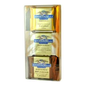 Ghirardelli Chocolate Favor Gift Box, 6 pcs.  Grocery