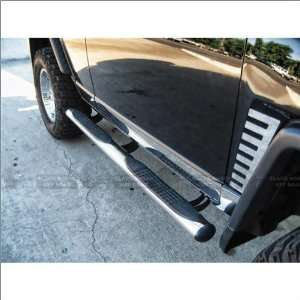 Black Horse Stainless Steel Nerf Bars 07 11 Toyota Tundra Automotive