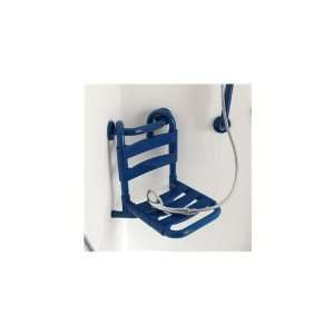 Ponte Giulio USA G01JDSD140 Removable Corner Shower Seat