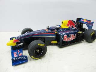 SR040 1/10 2011 F1 Red Bull RB7 Decal Sticker for Tamiya F104 Body