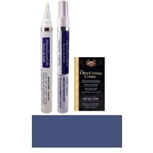 Oz. Dark Blue Metallic Paint Pen Kit for 1989 Nissan Truck (BG7 (USA