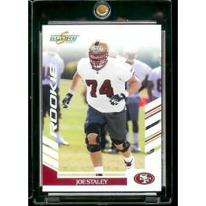 2007 Score # 325 Joe Staley   San Francisco 49ers   NFL