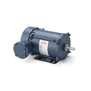 Leeson Single Phase Explosion Proof Motor 1hp, 1725rpm