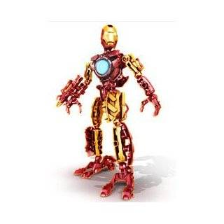 Mega Blocks Iron Man Next Generation Super Techbot