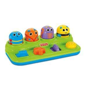 Fisher Price Brilliant Basics Boppin Activity Bugs