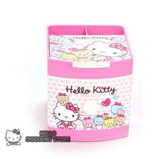 Hello Kitty Multi Jewelry Case / Box/ Desk Organizer  Bear