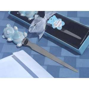 Cute and cuddly teddy bear letter opener Toys & Games