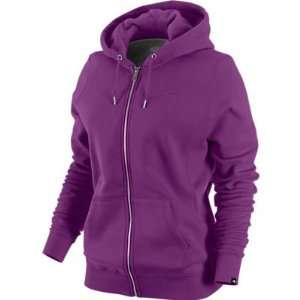 NIKE SQUAD FLEECE FULL ZIP HOODY (WOMENS) Sports