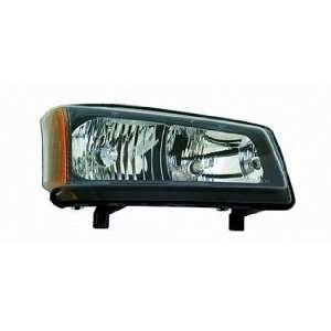 03 04 Chevrolet (Chevy) Silverado Pickup Headlight (Passenger Side