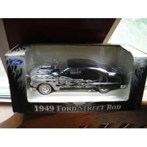 138 Scale Die Cast Replica 1949 Ford Street Rod