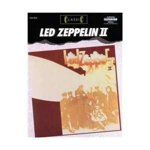 Classic Led Zeppelin II Guitar Tab Songbook, ¹ Musical Instruments