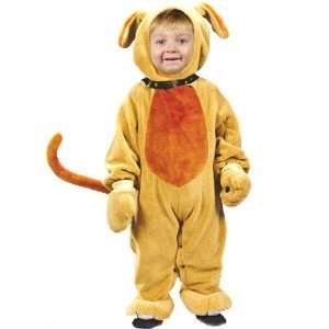 Puppy Costume Baby Toddler 1T 2T Cute Halloween 2011 Toys & Games