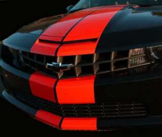 10 Plain Rally Racing stripes stripe 2010 Camaro decal