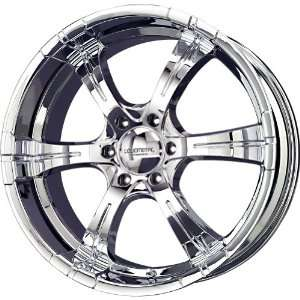 Liquid Metal Magma Chrome Wheel (22x9.5/6x135mm