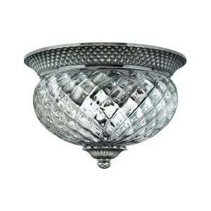 com Plantation Collection Antique Nickel 12 Wide Ceiling Light