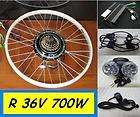 Ebike Wheel Bicycle Kits Brushless Cycling DC Hub Motor Sea 7 8 Weeks
