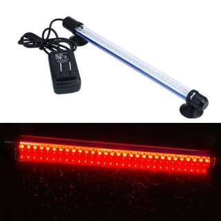 Aquarium Fish Tank White Blue Yellow Red 110V 220V LED Lights Stick