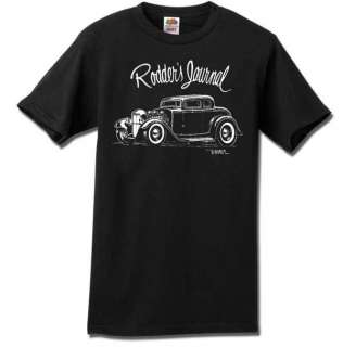 Weesner Deuce Coupe Tee, T Shirt, Hot Rod, Rat Rod, ford, 1932