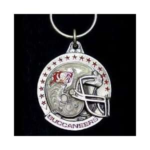 NFL Team Helmet Key Ring   Tampa Bay Buccaneers