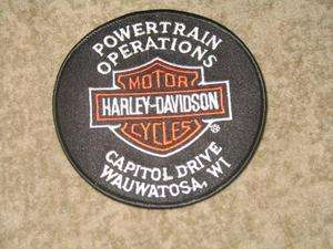 HARLEY DAVIDSON POWERTRAIN OPERATION PATCH
