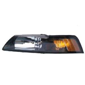 Ford Mustang 01 04 Headlight Rh Head Lamp Passenger Side