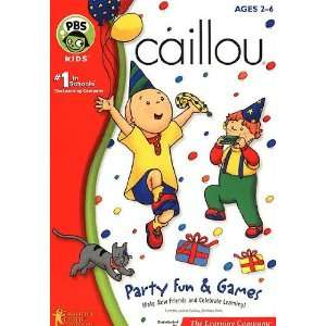Caillou   Party Fun & Games Toys & Games