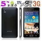 Android 2.3.6 3G Unlocked Dual Sim AT&T GPS/WIFI Capacitive