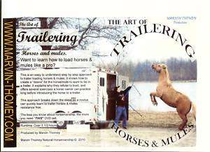 Thomey Horse Trailer Loading DVD