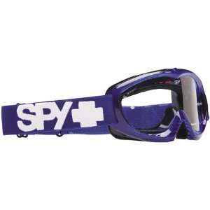 Spy Optic Targa ll Goggles (SHINY CRYSTAL BLUE