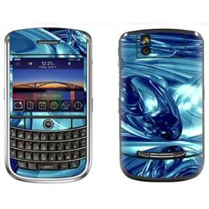 Metal Skin for Blackberry Tour 9630 Phone Cell Phones & Accessories