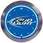 bud light clock