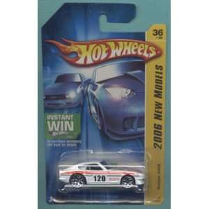 2005 164 Scale White Datsun 240Z Die Cast Car #036 Toys & Games