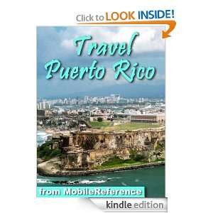 Travel Puerto Rico 2012 Spanish phrasebook, maps, and beach guide
