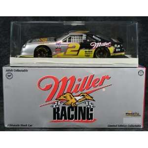 Rusty Wallace Diecast Miller Racing 1/24 1996 Toys & Games