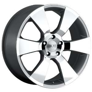 Boss Motorsports 316 Polished Wheel (20x8.5/6x5