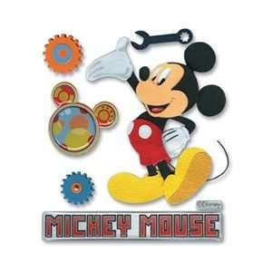 Sticko Disney Mickey Mouse Clubhouse Dimensional Sticker Mickey Mouse