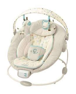 Bright Starts Comfort and Harmony Cradling Bouncer   Biscotti Baby