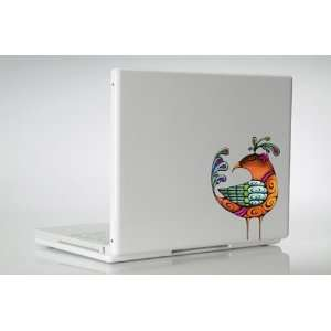 Wall Decal Partridge Bird Colorful Vinyl Sticker
