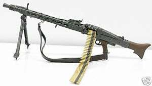 DRAGON WWII German MG 42 Machine Gun 1/6