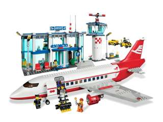 Brand Korea Lego City Airport 3182 Figures Sets Toys Airport