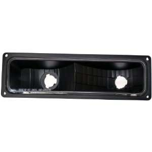 Anzo USA 511053 Chevrolet Black Parking Light Assembly   (Sold in