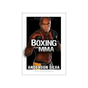 Boxing for MMA DVD with Anderson Silva