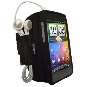 Gym Jogging Armband for HTC Incredible S Android Smartphone Cell Phone