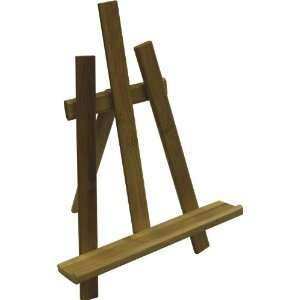 Art Advantage Bamboo Table Display Easel Arts, Crafts
