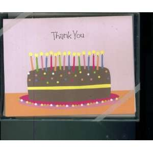 Thank You. BIRTHDAY CAKE. Inviting Company Cards. 10 Cards