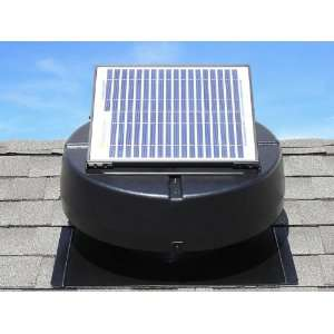 US Sunlight Solar Powered Attic Fan 1010TR